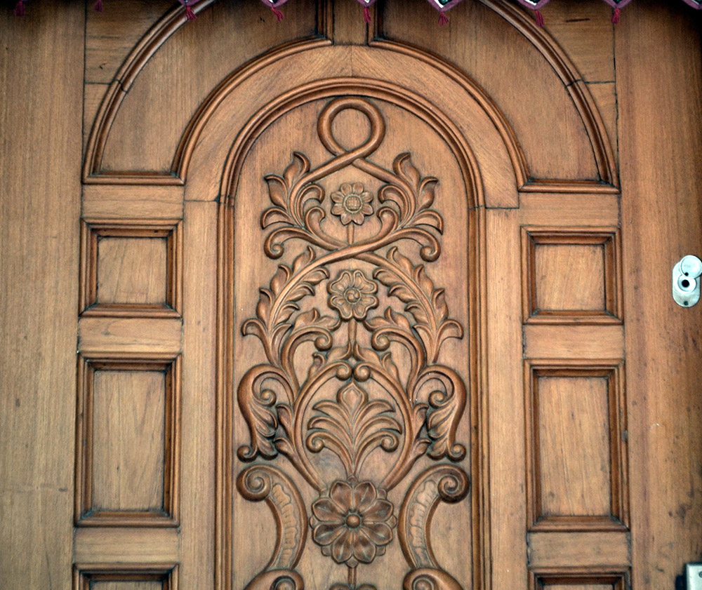 Carving Doors Vishwakarma Timber Mart