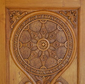 Carving Doors